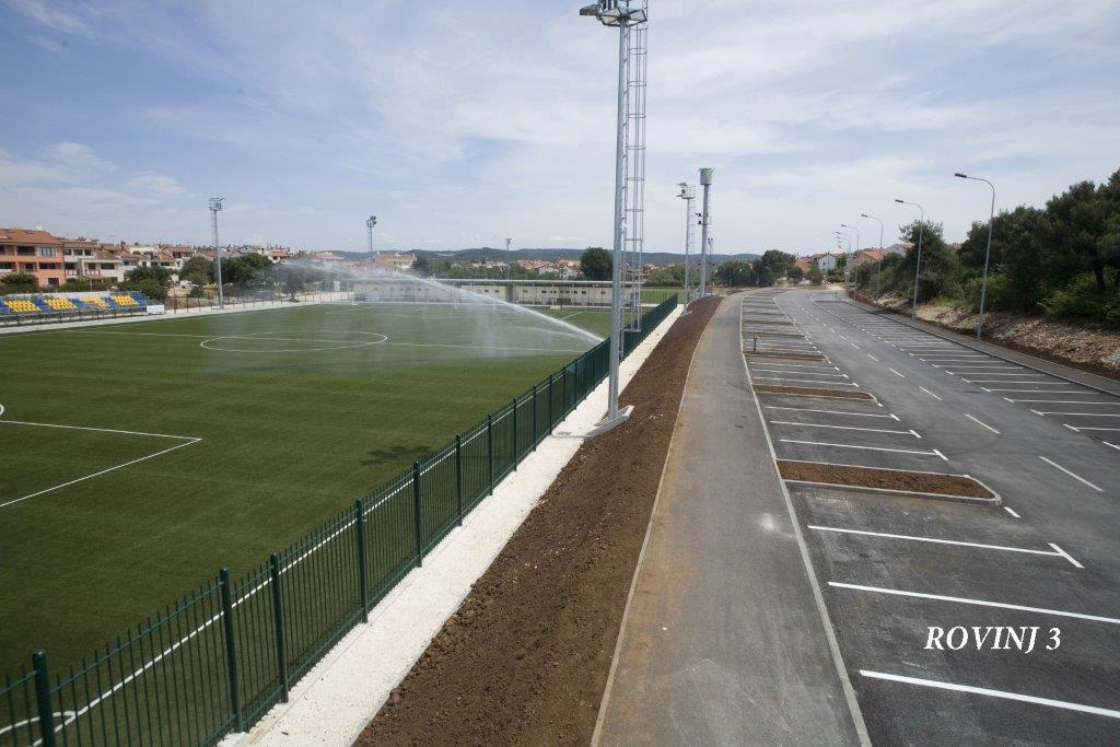 Rovinj Football field 1