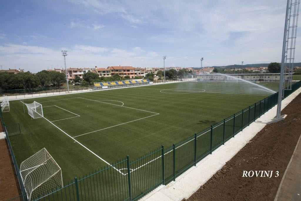 Rovinj Football field 2
