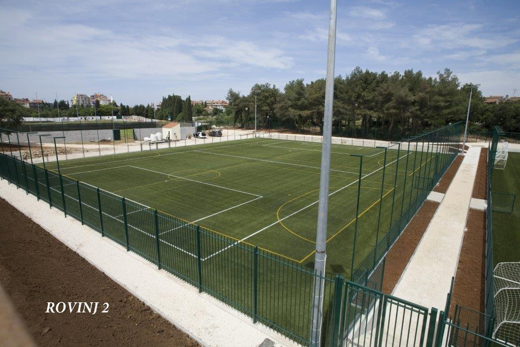 Rovinj Football field 3
